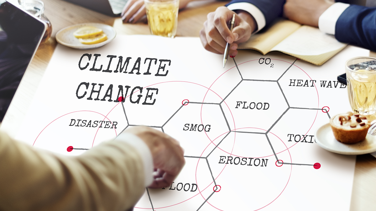 Considering Climate Change Root Cause During Climate Week 2020