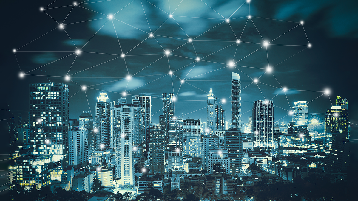 From Lights On to Networks On: New Implications on Security, Safety and Environmental Sustainability for the Connected World