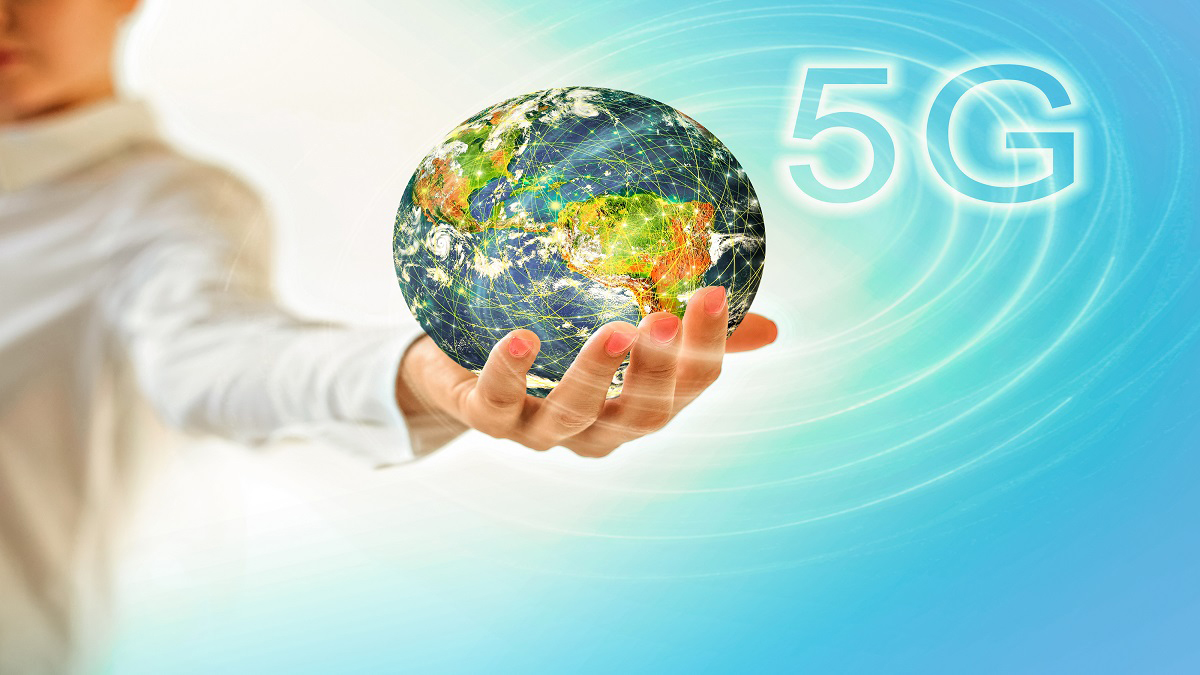 5G for a Better Planet