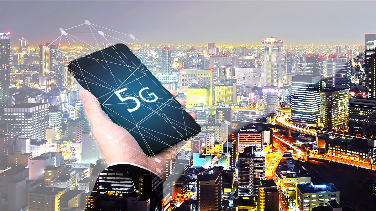 5G Leaps from Chipsets to Devices