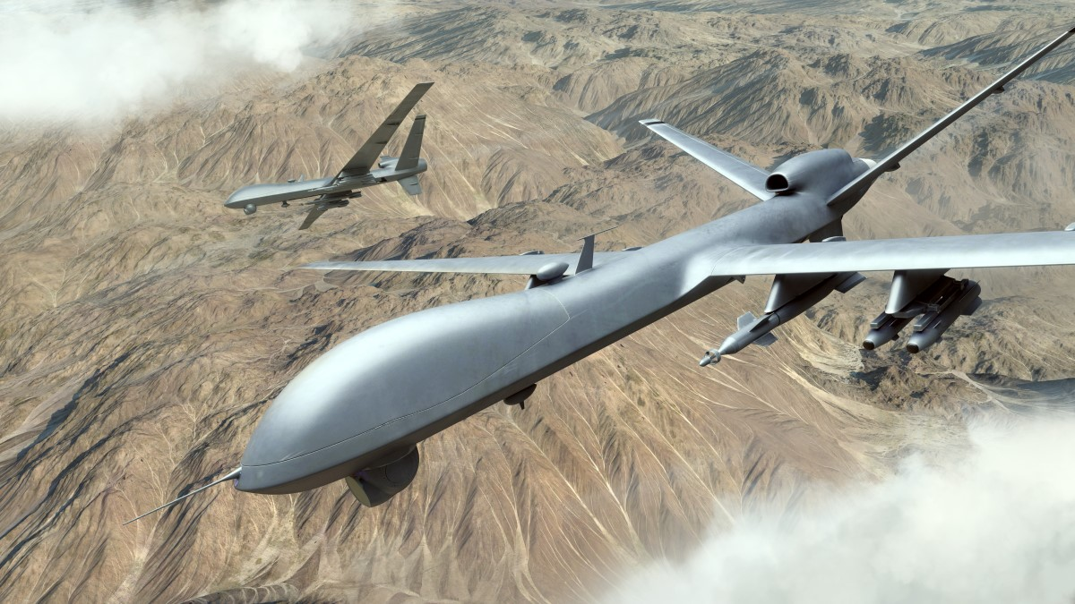 Military Agencies Boost Drone Defenses