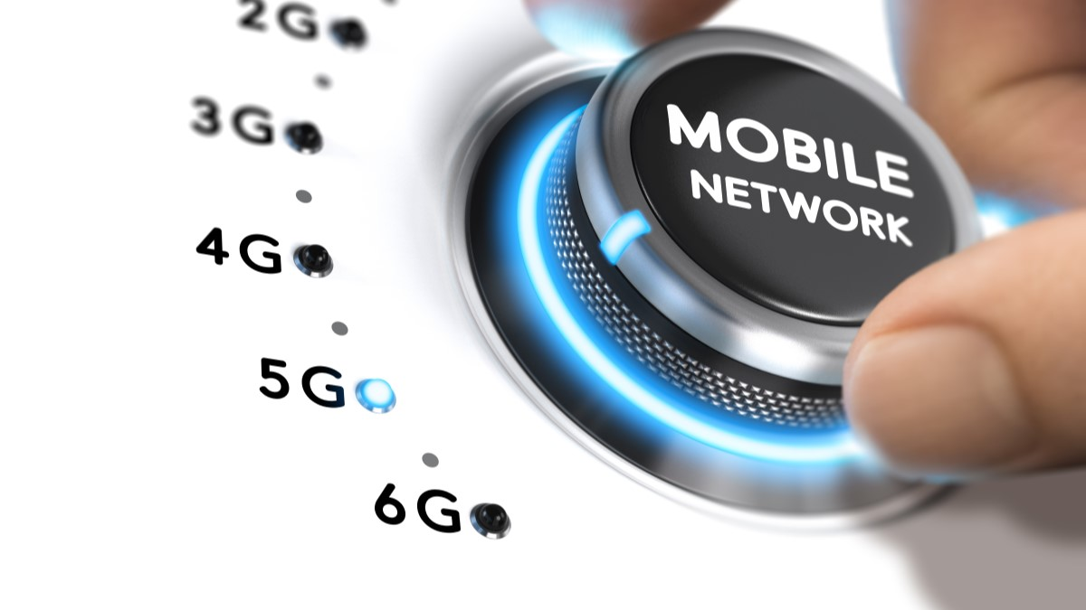 5G NR: A Step-Function Increase Over 4G LTE