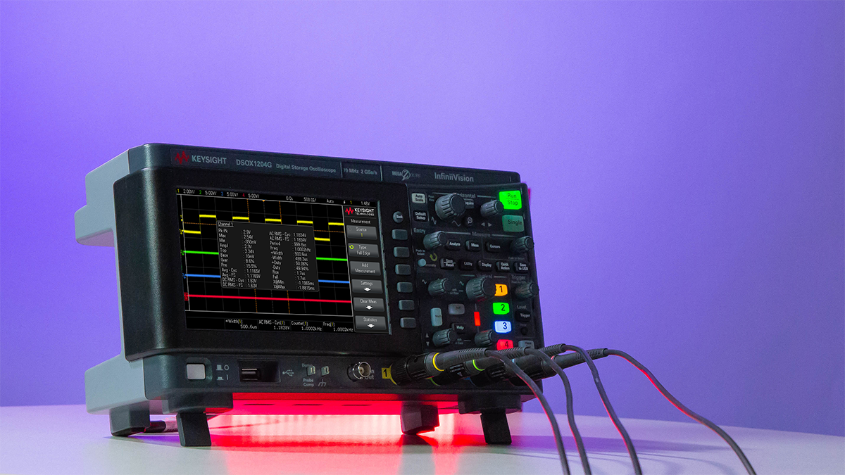 New 1000 X-Series Oscilloscopes and the Return of Wave Giveaway!