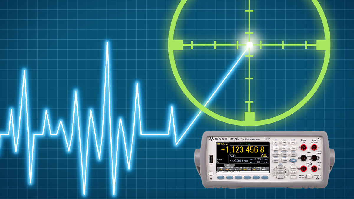 Advanced Triggering and Fast Measurement Throughput with a Multimeter