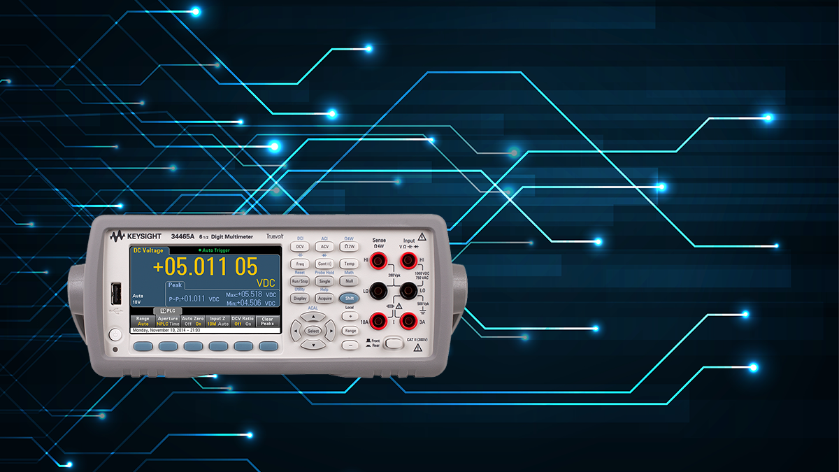 Troubleshoot a Sensor with a Digital Multimeter | Keysight Blogs