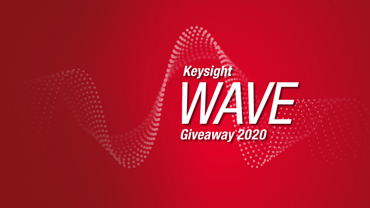 Keysight Wave 2020 Overview