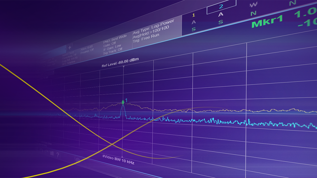 Three Tricks for Measuring Low-Level Signals with Signal Analyzers