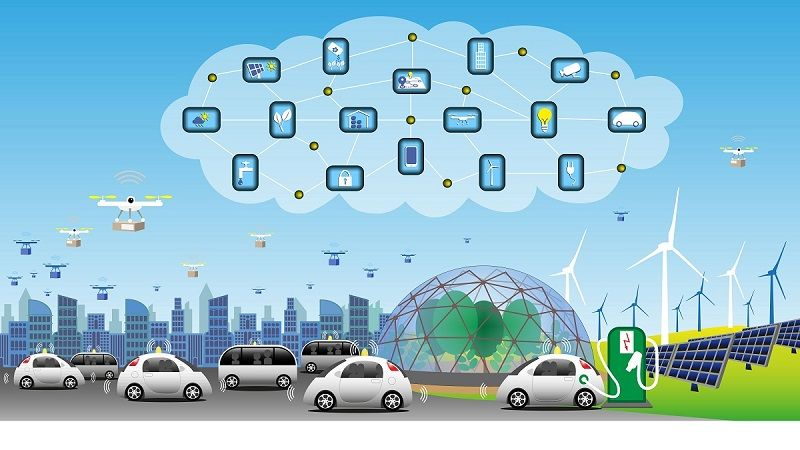 5G smart transportation and agriculture
