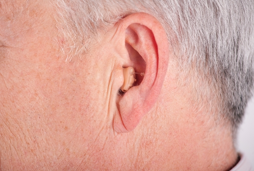 Invisible Digital Hearing Aid