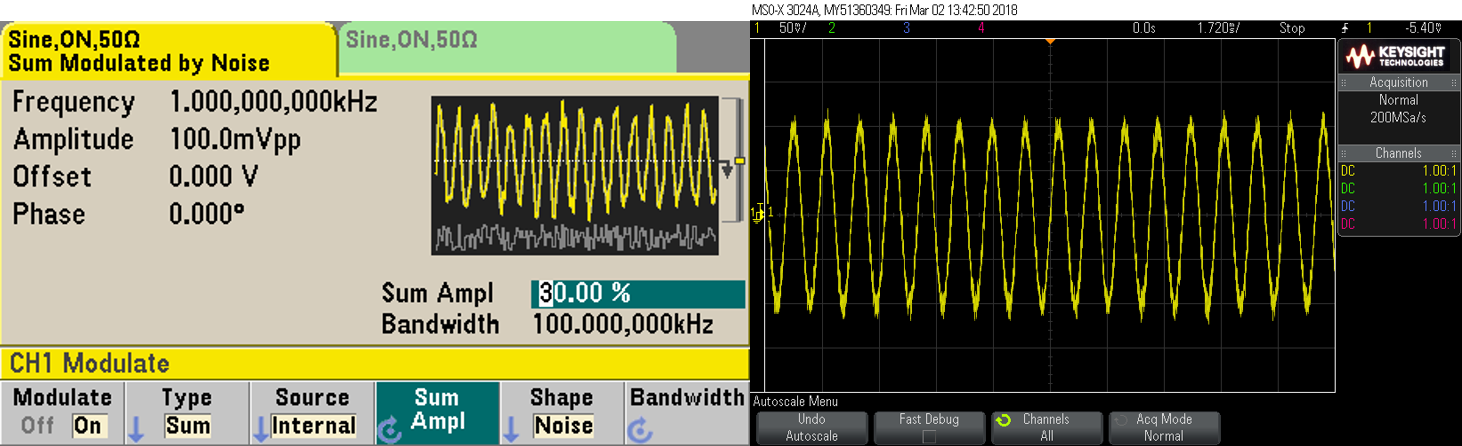 Waveform modulation with your function generator | Keysight Blogs